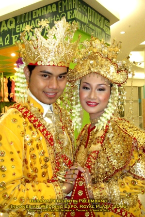 Traditional Wedding Costume