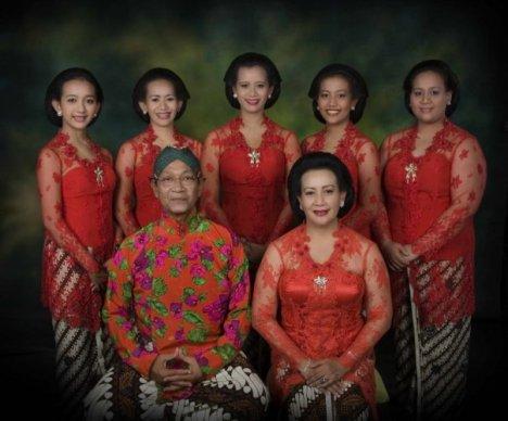 sultan dan keluarga